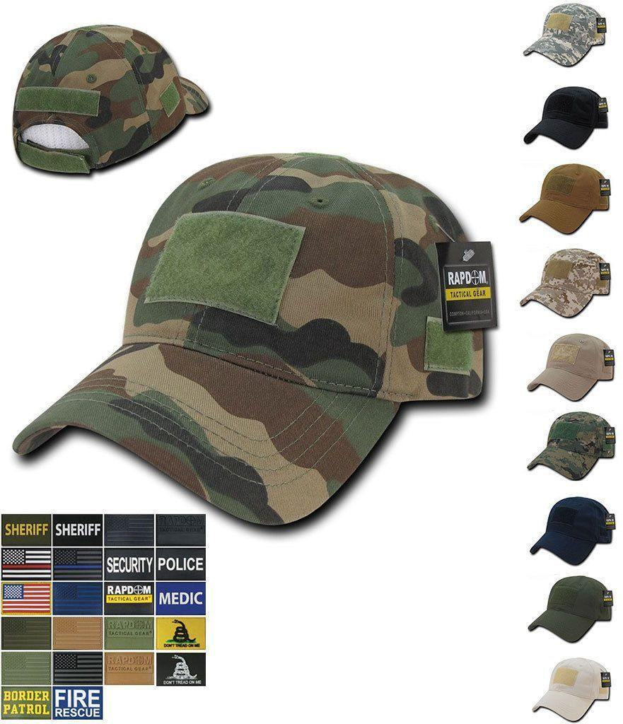 1 Dozen 6 Panel Cotton Military Army Camo Camouflage Relaxed Crown Caps Hats Wholesale Bulk