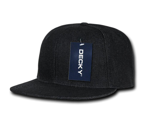 1 Dozen Decky Denim High Crown Snapback Cotton 6 Panel Hats Caps Whole –  Serve The Flag 690f57f8bb8