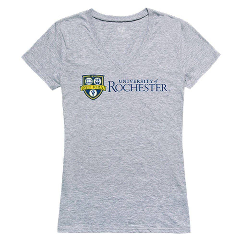University of Rochester Yellowjackets NCAA Women's Seal Tee T-Shirt