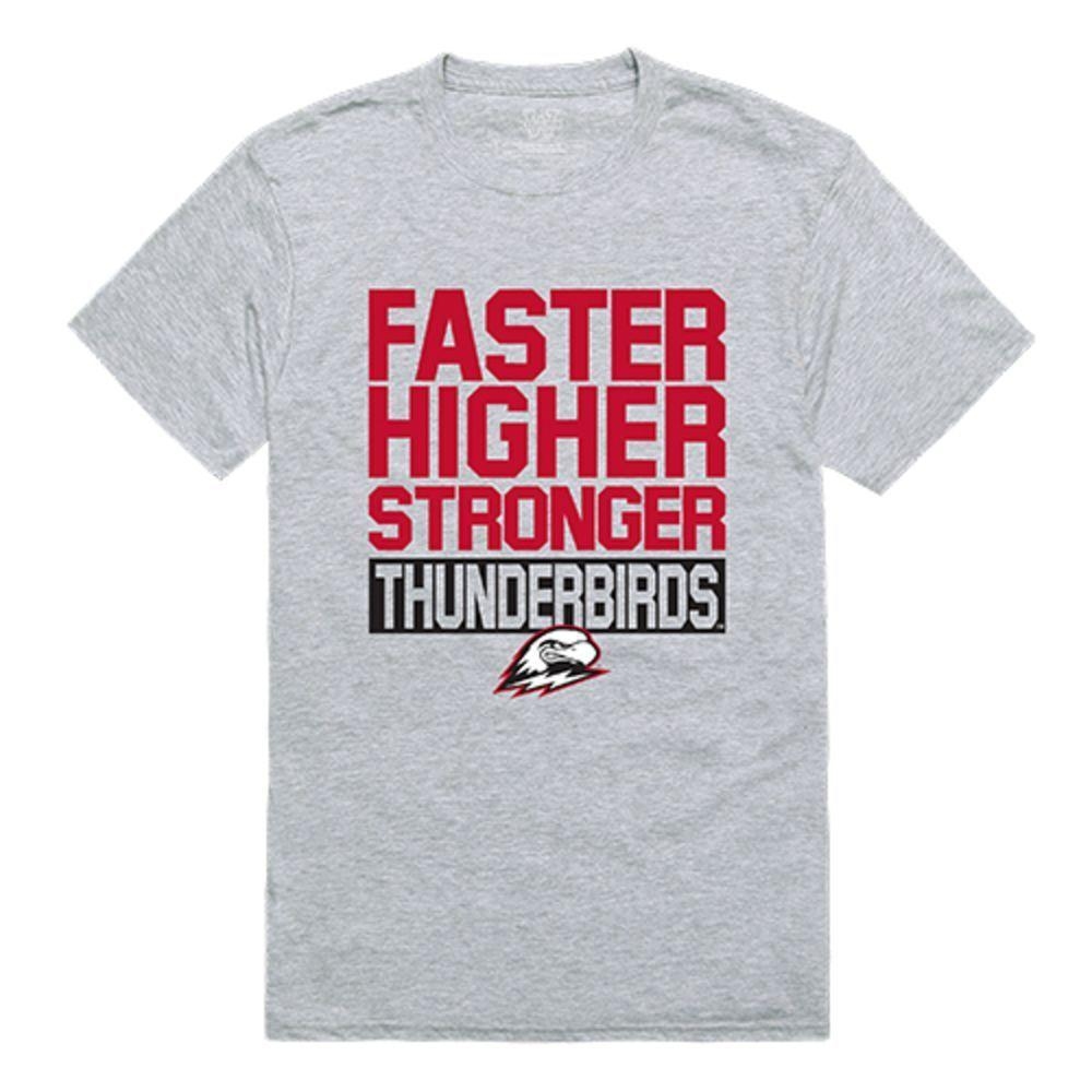 Southern Utah University Thunderbirds NCAA Workout Tee T-Shirt