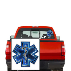 Erazor Bits Decal - Emergency Medical Services - Silver Snake EMT 1