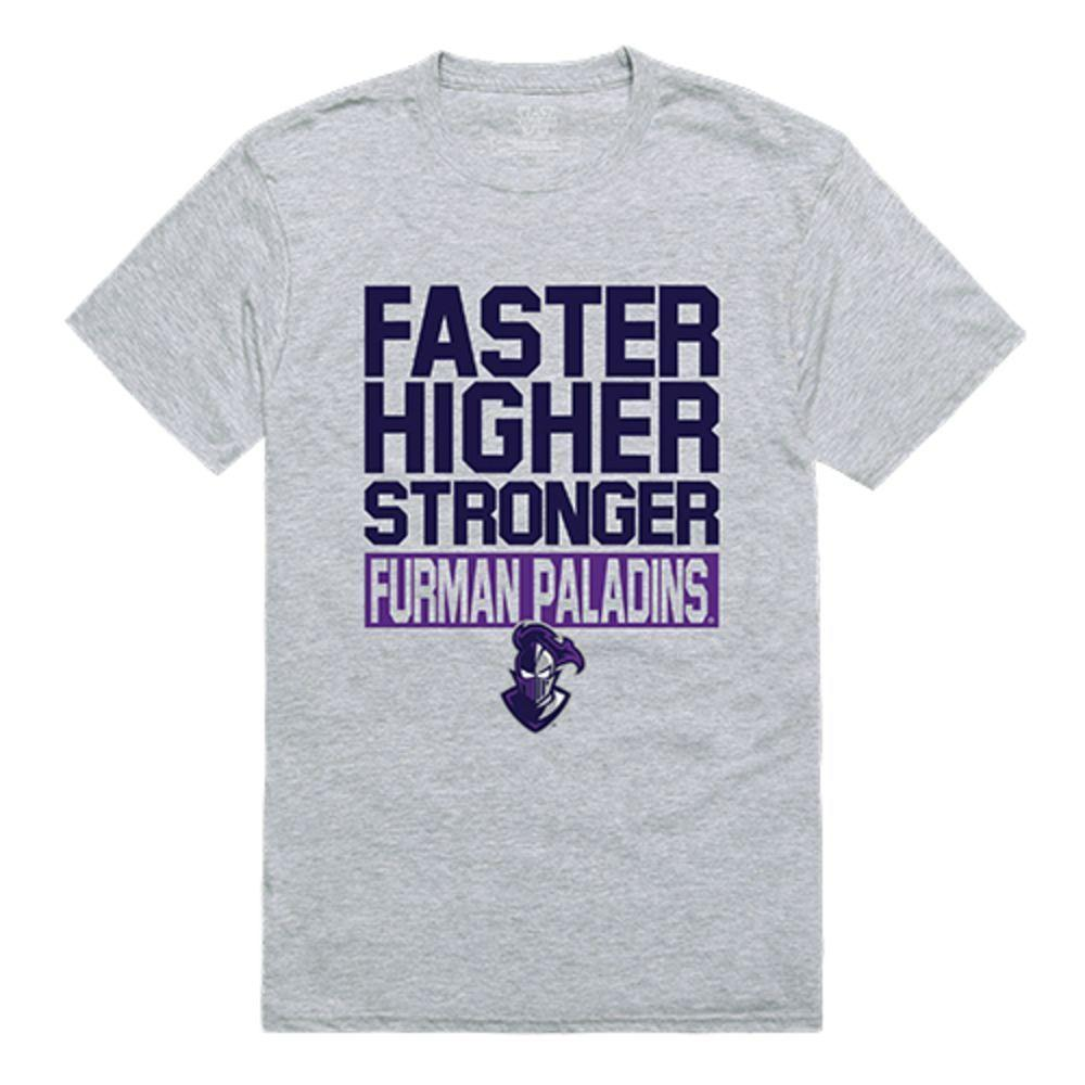 Furman University Paladins NCAA Workout Tee T-Shirt