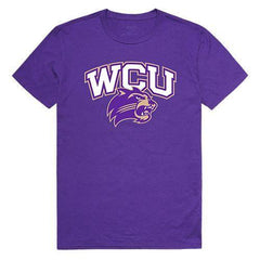 WCU Western Carolina University Catamounts NCAA Freshman Tee T-Shirt Purple