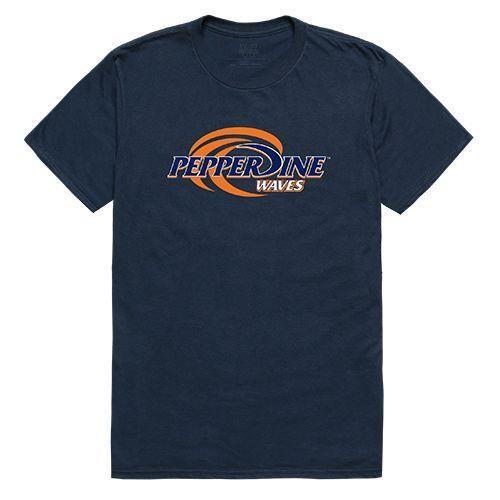 Pepperdine University Waves NCAA Freshman Tee T-Shirt