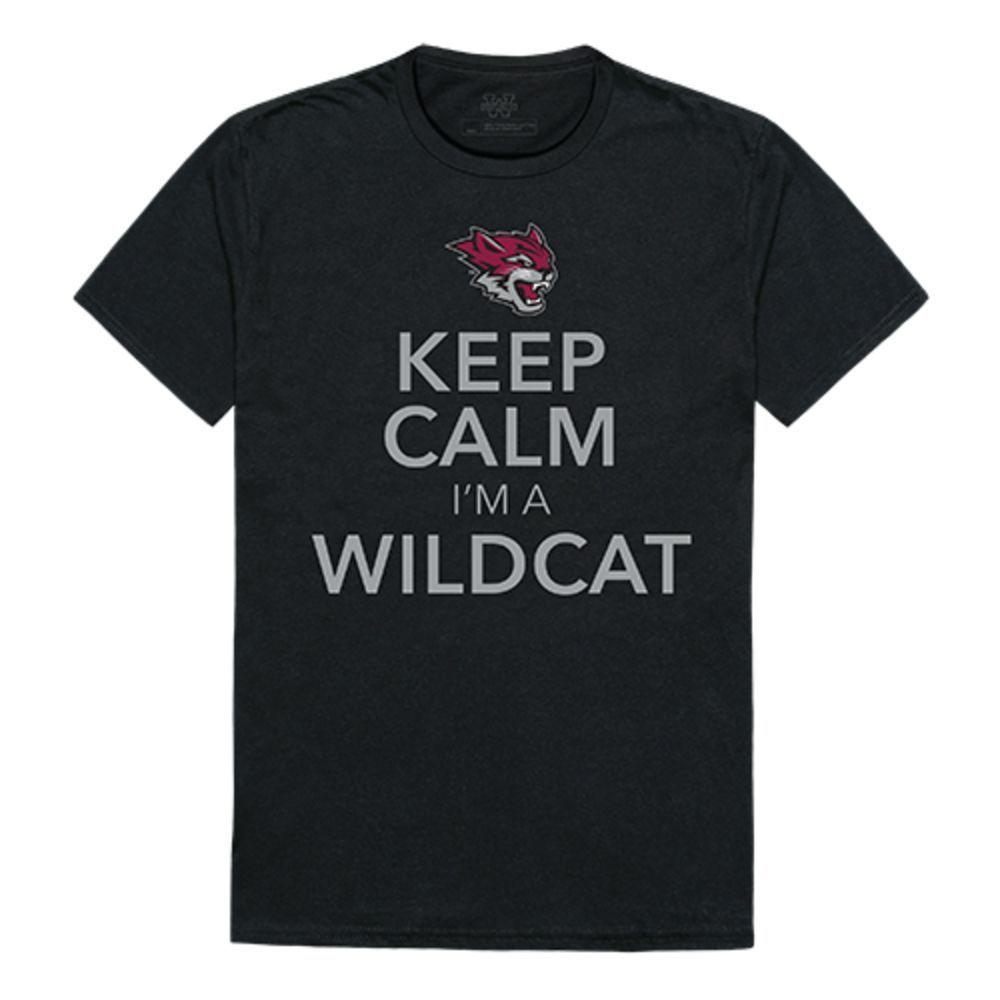 California State University Chico Wildcats NCAA Keep Calm Tee T-Shirt