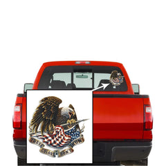USMC United States Marines These Colors Don't Run Decal Sticker