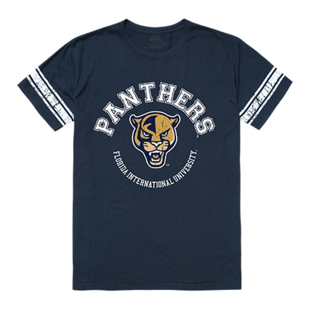 Florida International University Panthers NCAA Men's Football Tee T-Shirt