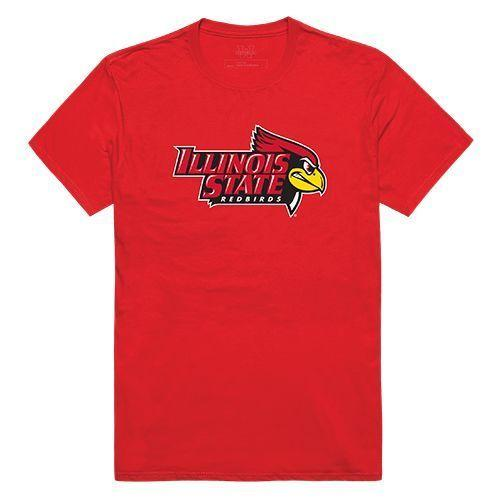 Illinois State University Redbirds NCAA Freshman Tee T-Shirt Red
