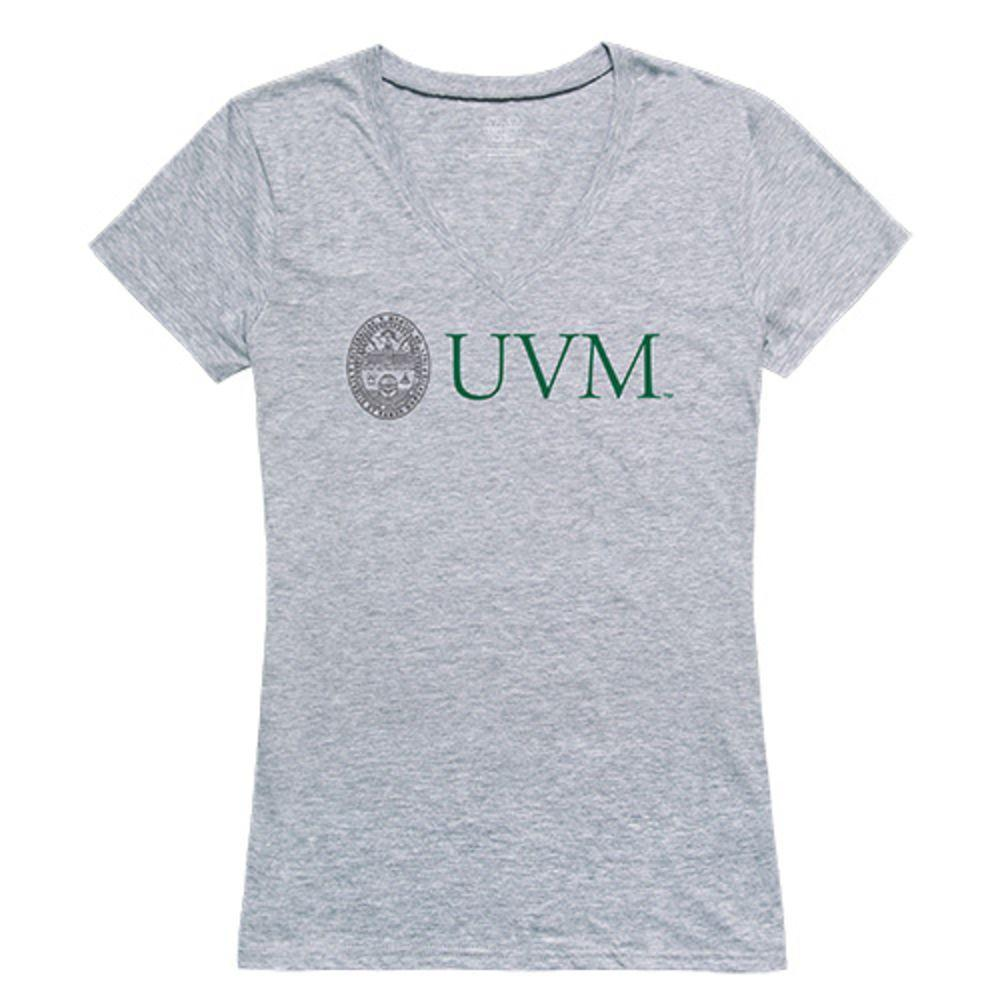 University of Vermont Catamounts NCAA Women's Seal Tee T-Shirt