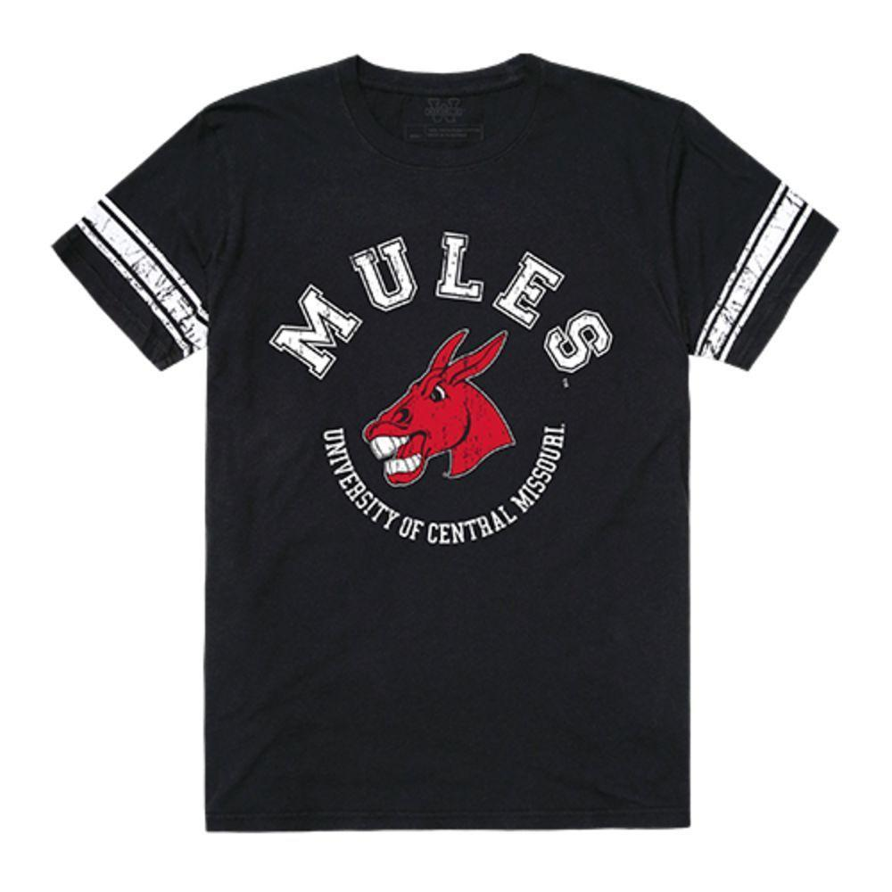 Central Missouri University of Mules NCAA Men's Football Tee T-Shirt