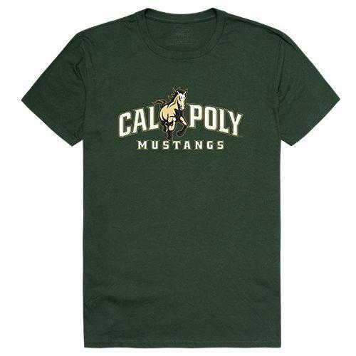 California Polytechnic State University Mustangs NCAA Freshman Tee T-Shirt