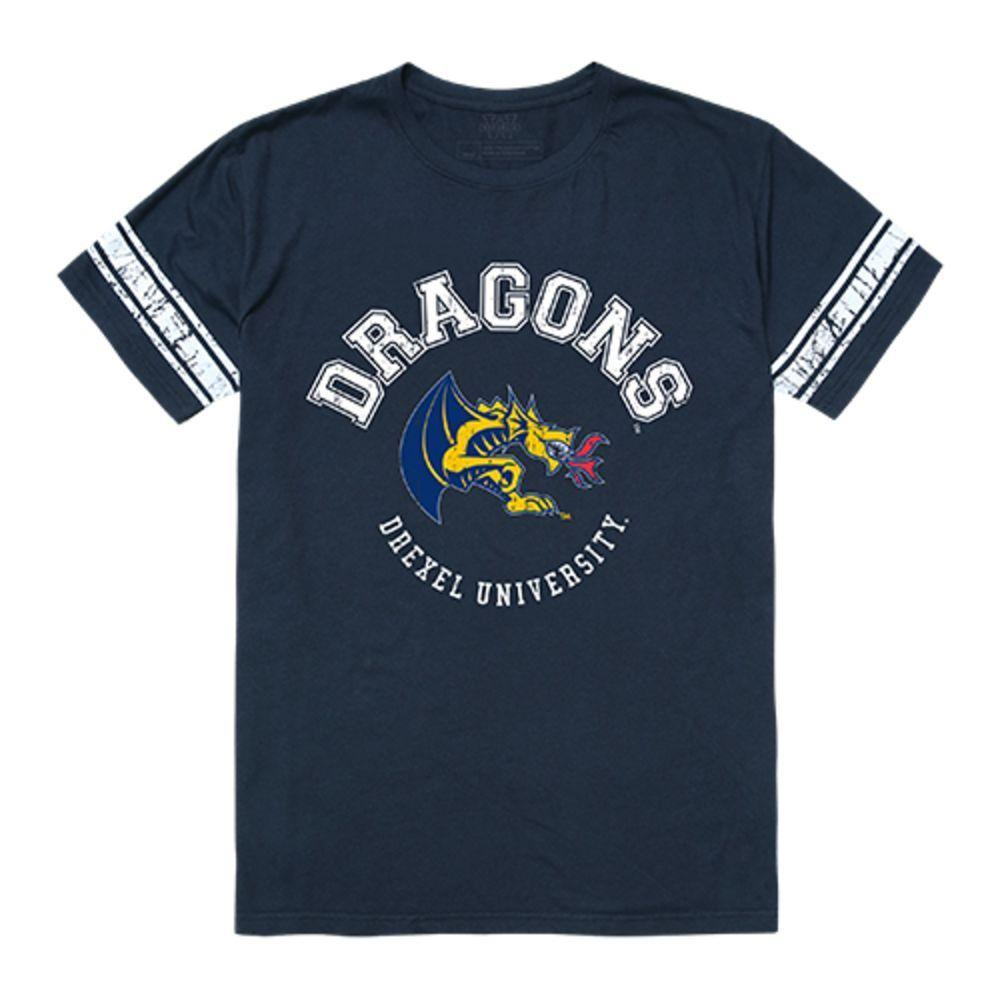 Drexel University Dragons  NCAA Men's Football Tee T-Shirt