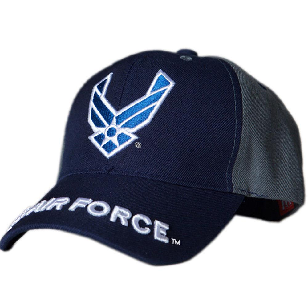 US Honor Official Embroidered Soldier Air Force Baseball Caps Hats