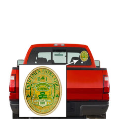 Erazor Bits Reflective Decal - Law Enforcement - Ireland's Finest