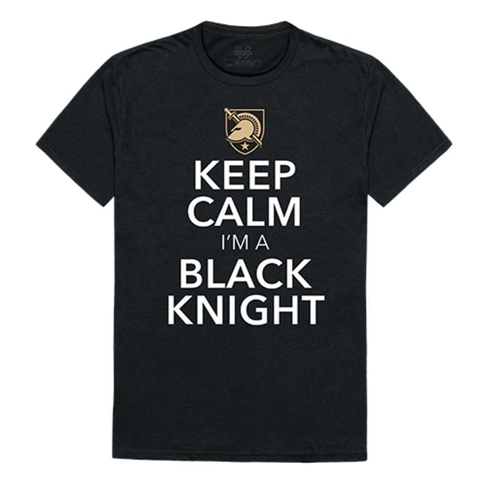 USMA United States Military Academy Army  Nights NCAA Keep Calm Tee T-Shirt