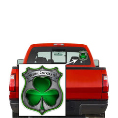 Law Enforcement Policemen's Irish Brotherhood Decal Sticker