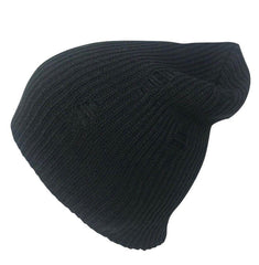 Casaba Winter Beanies Vintage Ripped Double Layer Slouch Caps Hats Men Women