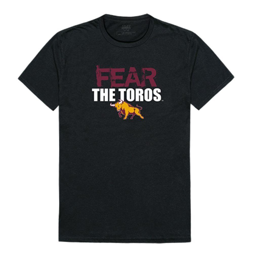 CSUDH California State University Dominguez Hills Toros NCAA Fear Tee T-Shirt