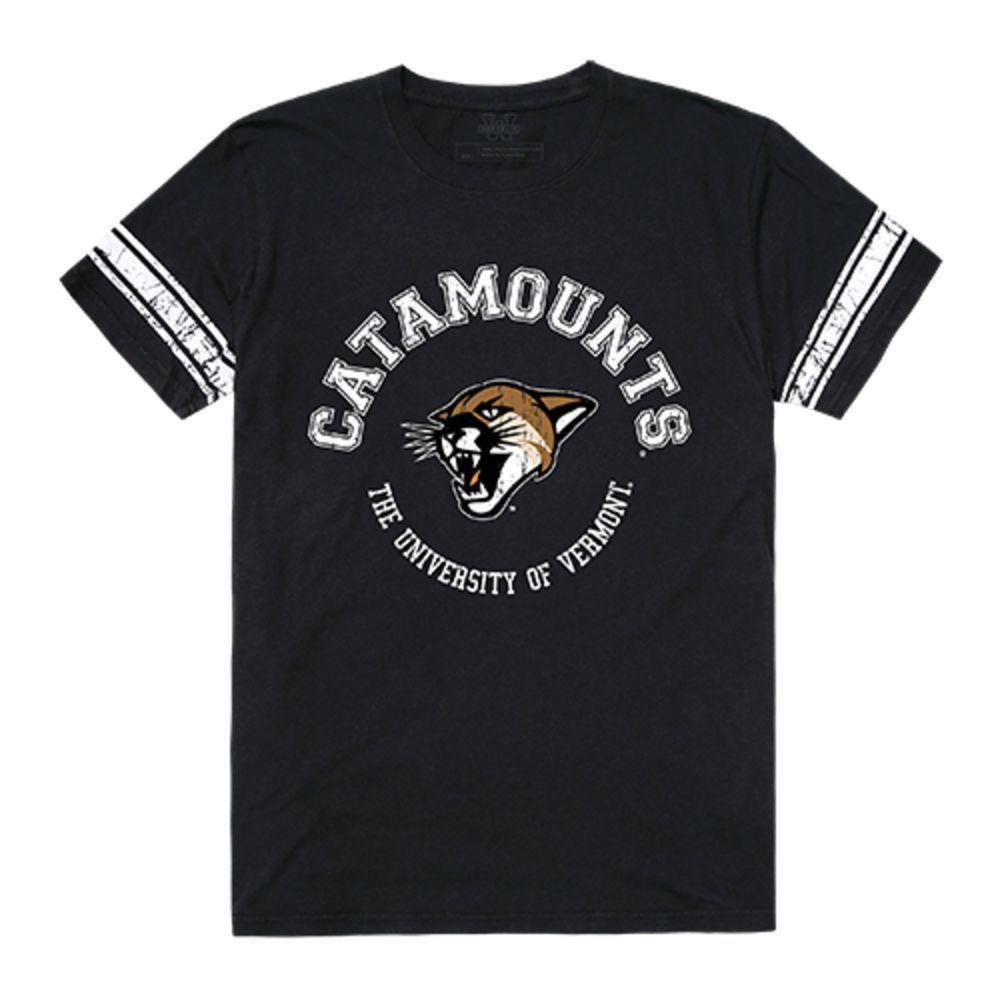 University of Vermont Catamounts NCAA Men's Football Tee T-Shirt