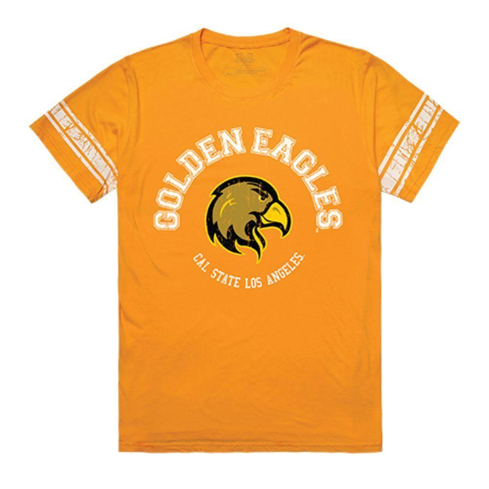 Cal State University Los Angeles Golden Eagles NCAA Men's Football Tee T-Shirt