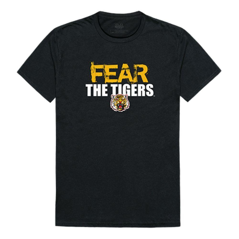 Grambling State University Tigers NCAA Fear Tee T-Shirt