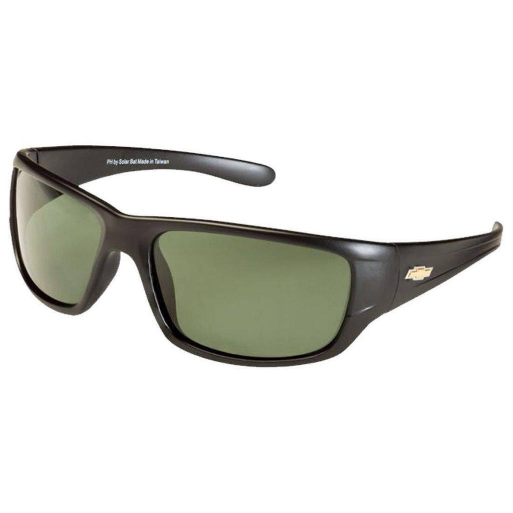 Chevrolet Polarized Sunglasses El Series Sports Style Model CBD2 by Solar Bat