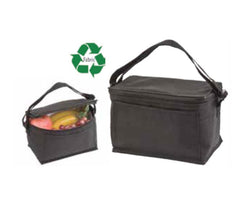 Insulated Cooler Lunch Box Bag Travel Picnic Bottles Water Recycled Eco Friendly