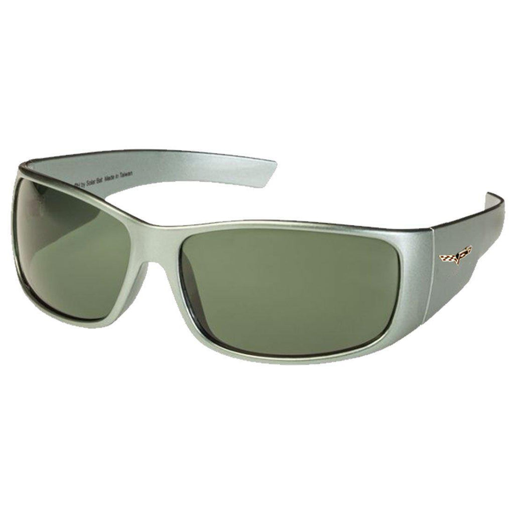 Corvette C6 Polarized Sunglasses El Series Sports Style Model CVBD3 by Solar Bat
