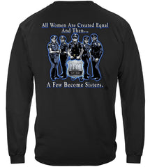 Police Sisterhood Premium Long Sleeve T-Shirt