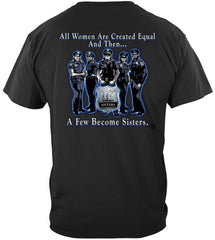 Police Sisterhood Premium T-Shirt