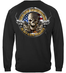 2nd Amendment Is My Gun Permit Premium Long Sleeves Shirt