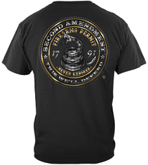 2nd Amendment This We'll Defend Premium T-Shirt