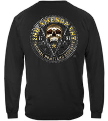 2nd Amendment Homeland Security Premium Long Sleeves Shirt
