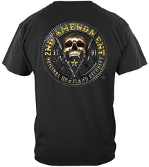 2nd Amendment Homeland Security Premium T-Shirt