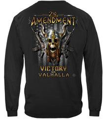 2nd Amendment Viking Warrior Premium Long Sleeves Shirt