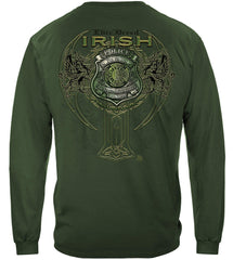 Elite Breed Irish Police Fir Na DLI Premium Long Sleeve T-Shirt