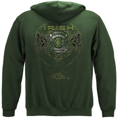 Elite Breed Irish Police Fir Na DLI Premium Hoodie Sweatshirt