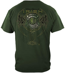 Elite Breed Irish Police Fir Na DLI Premium T-Shirt
