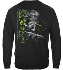 Elite Breed SWAT Police Law Enforcement Premium Long Sleeve T-Shirt