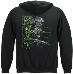 Elite Breed SWAT Police Law Enforcement Premium Hoodie Sweatshirt