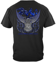 Elite Breed Eagle Police Law Enforcement Premium T-Shirt