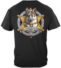 Elite Breed K9 Sheriff Law Enforcement Police Premium T-Shirt