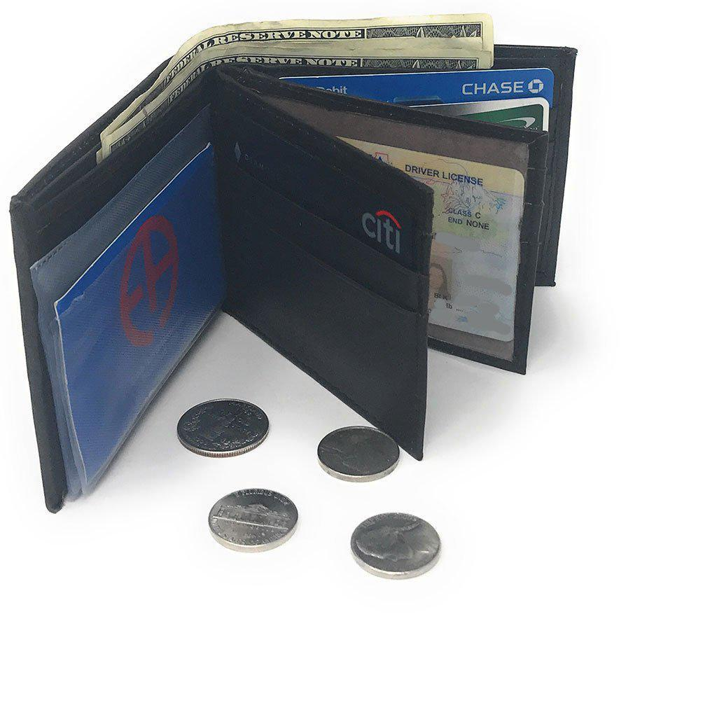 Casaba Genuine Leather Bifold Wallets Cash Slots ID Coin Key Pocket Mens Womens
