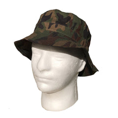 Camouflage Camo Bucket Hats Caps Hunting Gaming Fishing Military Unisex