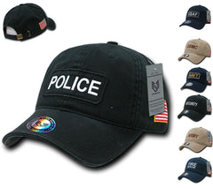 Rapid Dominance Flag Raid US USA Military Army Law Enforcement Embroidered Cotton Caps Hats
