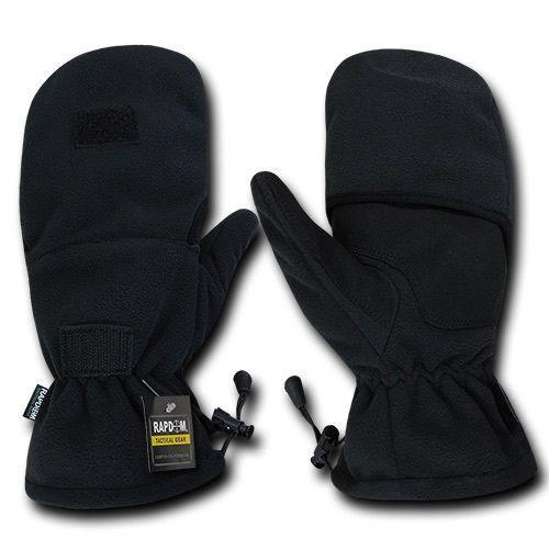 Fleece Shooter'S Winter Shooting Military Patrol Army Mittens Gloves
