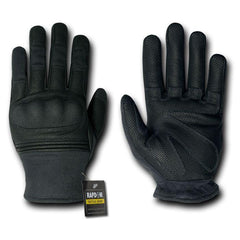 Gloves Made With Kevlar Cqb Hard Knuckle Tactical Hatch Combat Slip On