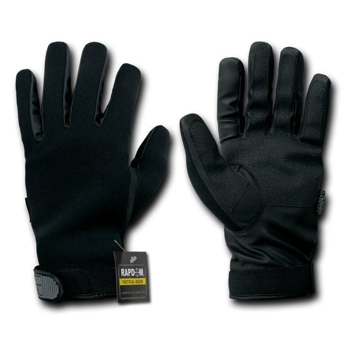 Gloves Made With Kevlar Patrol Military Duty Tactical Combat Hatch