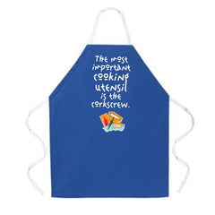 LA Imprints Wine Lovers Attitude Aprons Funny Humor Gifts for Mom Dad
