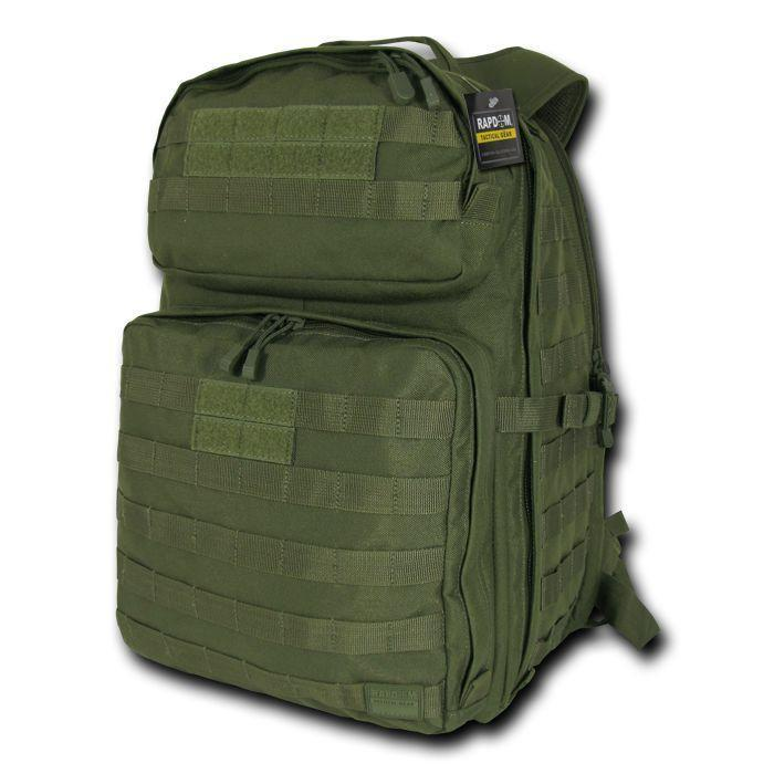 Lethal 24,1 Day Assault Tactical Pack Bag Military Army Hiking Camping Backpack